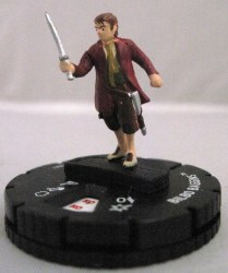 Heroclix Hobbit Unexpected Journey 001 Bilbo Baggins
