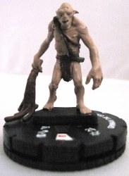 Heroclix Hobbit Unexpected Journey 008 Grinnah the Goblin