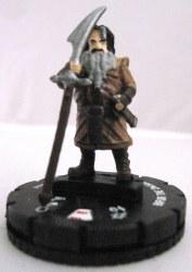 Heroclix Hobbit Unexpected Journey 010 Bifur the Dwarf