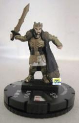 Heroclix Hobbit Battle of the Five Armies 007 Thorin Oakenshield