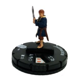 Heroclix Hobbit: Desolation of Smaug 001 Bilbo Baggins