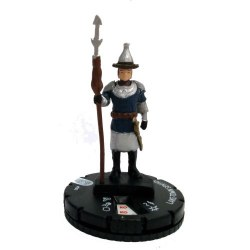 Heroclix Hobbit: Desolation of Smaug 006 Lake-town Sentry