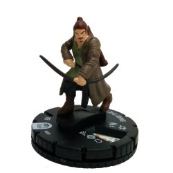 Heroclix Hobbit: Desolation of Smaug 009 Bard the Bowman