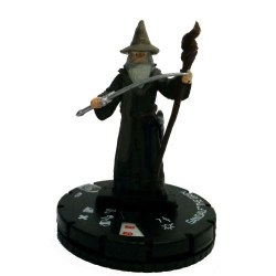 Heroclix Hobbit: Desolation of Smaug 014 Gandalf the Grey