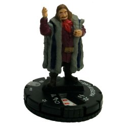 Heroclix Hobbit: Desolation of Smaug 018 Master of Lake-town