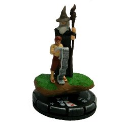 Heroclix Hobbit: Desolation of Smaug 020 Bilbo Baggins and Gandalf the Grey