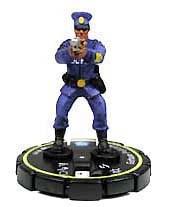 Heroclix Hypertime 001 Gotham Policeman