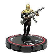 Heroclix Hypertime 009 Checkmate Agent