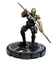 Heroclix Hypertime 010 Checkmate Medic