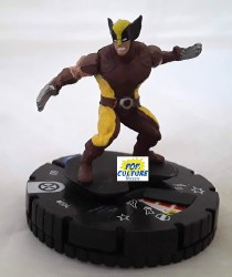 Heroclix House of X 004 Wolverine