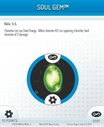 Heroclix Infinity Gauntlet S101 Soul Gem