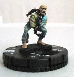 Heroclix Iron Maiden 004 Piece of Mind