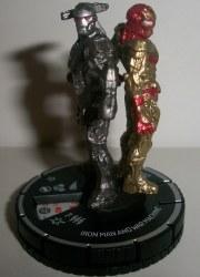 Heroclix Iron Man 3 Movie 018 Iron Man and War Machine