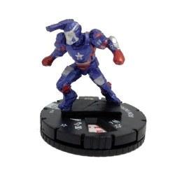 Heroclix Iron Man 3 Movie 102 Iron Patriot