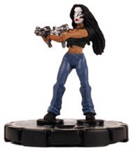 Heroclix INDY 013 Tiger Lily