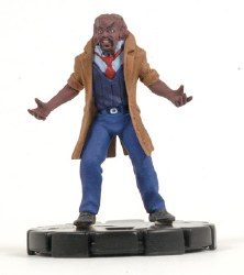 Heroclix Invincible 007 Angstrom Levy