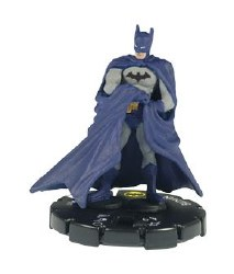 Heroclix Justice League 001 Batman