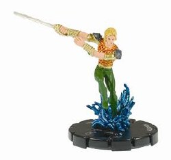 Heroclix Justice League 002 Aquaman