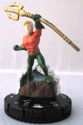 Heroclix Justice League New 52 005 Aquaman