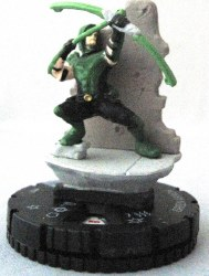 Heroclix Justice League New 52 007 Green Arrow