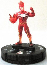 Heroclix Justice League New 52 009 Firestorm