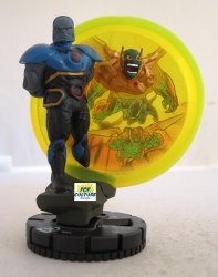 Heroclix Justice League Strategy Game 005 Darkseid with 8x B001