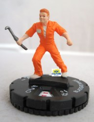 Heroclix Justice League Trinity War 011 Blackgate Inmate