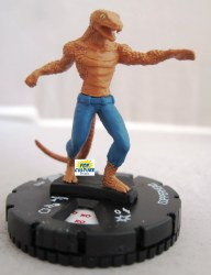 Heroclix Justice League Trinity War 015 Copperhead