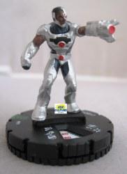 Heroclix Justice League Trinity War 019 Cyborg