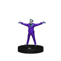 Heroclix Justice League Unlimited 010 Joker