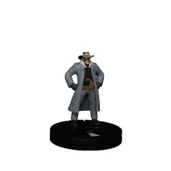 Heroclix Justice League Unlimited 013 Jonah Hex