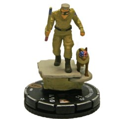 Heroclix KA2 200 Colonel Stars and Stripes