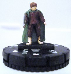 Heroclix Lord of the Rings 001 Frodo