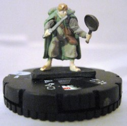 Heroclix Lord of the Rings 002 Sam