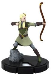 Heroclix Lord of the Rings 004 Legolas