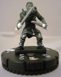 Heroclix Lord of the Rings 007 Gorbag