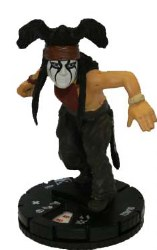 Heroclix The Lone Ranger 002 Tonto