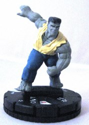 Heroclix 10th Anniversary Marvel 002 Hulk
