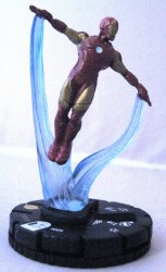 Heroclix 10th Anniversary Marvel 009 Iron Man