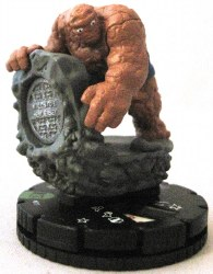 Heroclix 10th Anniversary Marvel 011 The Thing