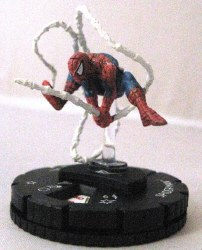 Heroclix 10th Anniversary Marvel 017 Spider-Man