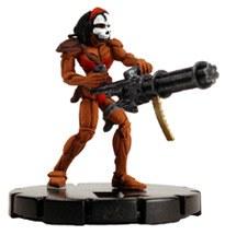 Heroclix Mutant Mayhem 009 Skullbuster