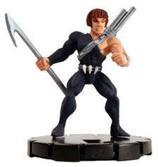 Heroclix Mutant Mayhem 011 Harpoon
