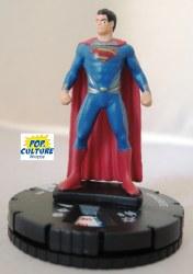 Heroclix Man of Steel 001 Superman