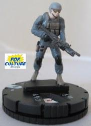 Heroclix Man of Steel 008 Soldier