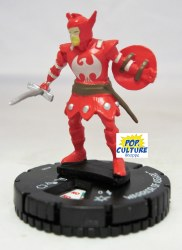 Heroclix Mighty Thor 008 Warrior of Asgrad