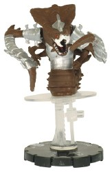 Heroclix Mutations and Monsters 007 Brood