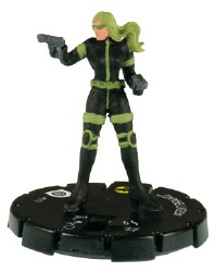 Heroclix Mutations and Monsters 013 Agent Brand