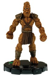 Heroclix Mutations and Monsters 018 Korg