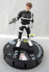 Heroclix Nick Fury Agent of Shield 005a SHIELD Field Agent